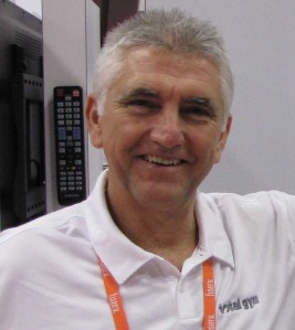 Greg at IRHSA