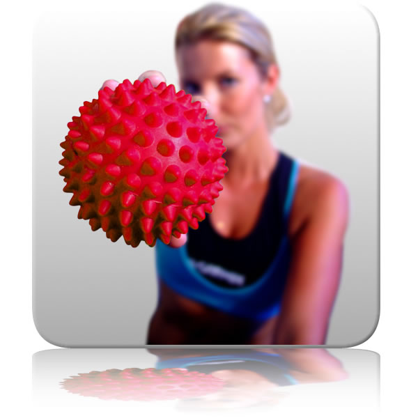 Massage Ball Promotion - Jan 2014
