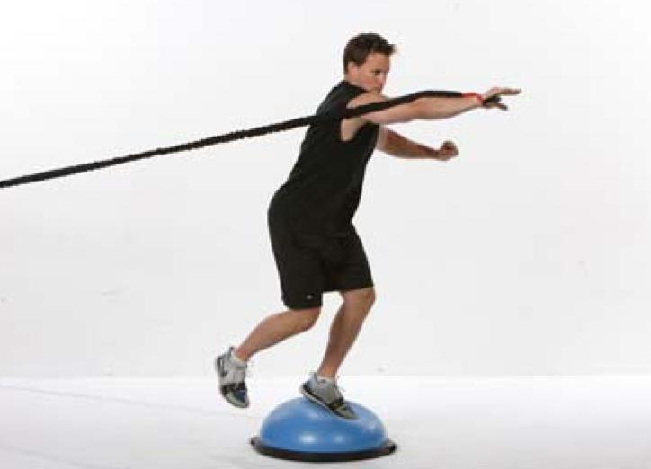 BOSU – Balance for Tennis Performance | HQH Fitness Blog