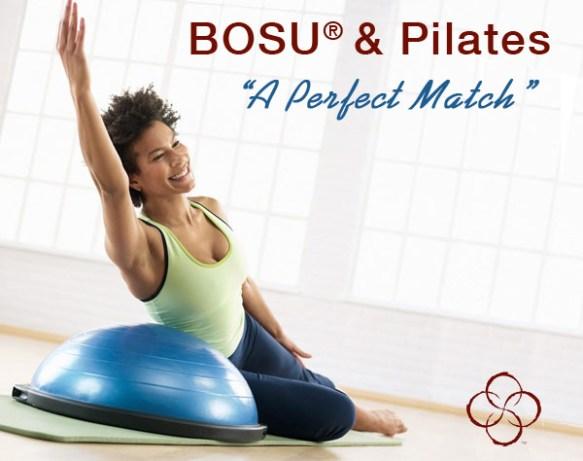 Bosu-and-pilates